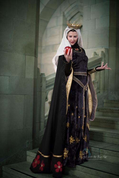 Medieval Evil Queen