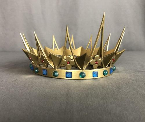 Medieval Evil Queen Crown